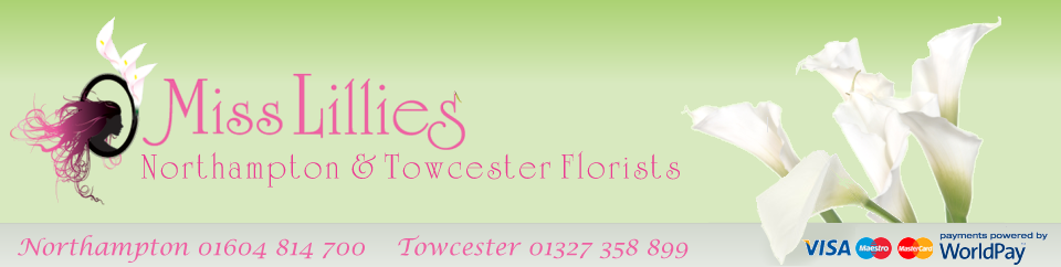 Miss Lillies Grange Park Florists Northampton