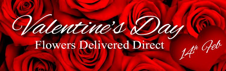 Valentines Day Flowers Northampton Towcester Miss Lillies Florist